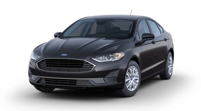 2020 Ford Fusion S Sedan near Charleston, SC